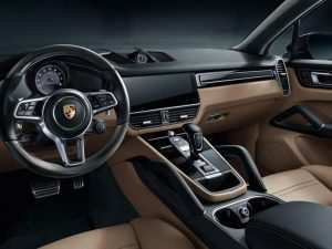 61 The 2019 Porsche Cayenne Standard Features Review and Release date