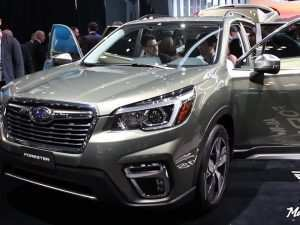 61 The 2019 Subaru Forester Xt Touring Overview