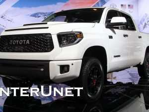 61 The 2019 Toyota Tundra Truck Price Design and Review