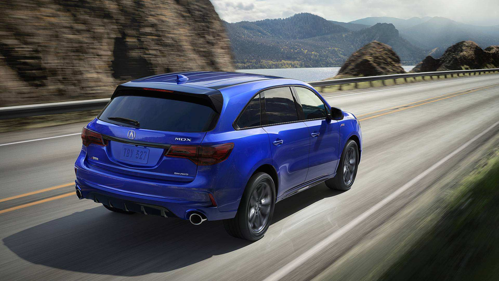 61 The 2020 Acura Mdx Body Change Performance And New Engine