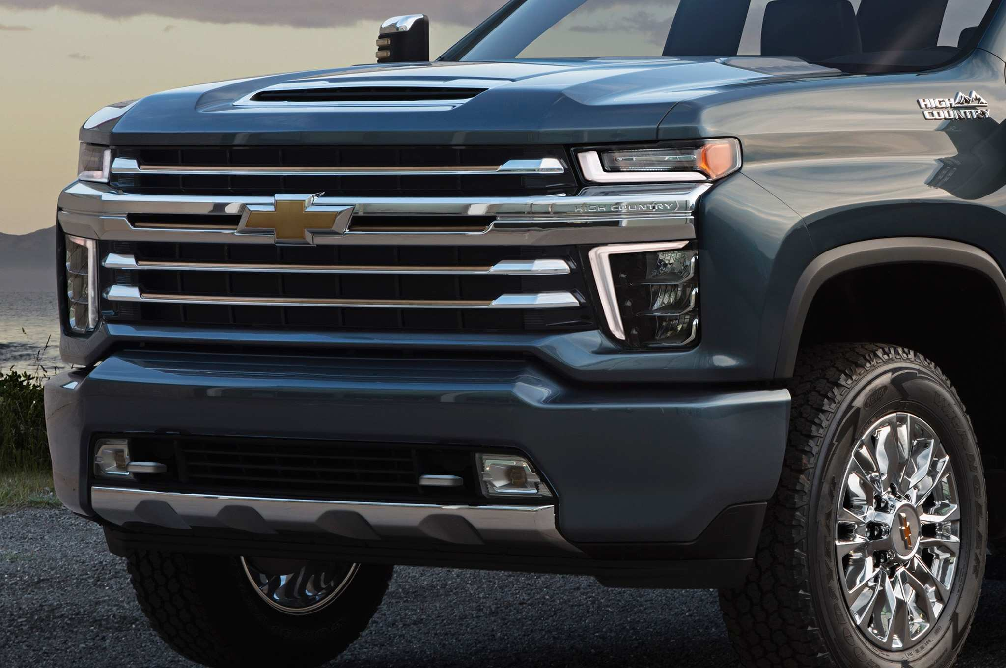 61 The 2020 Chevrolet Silverado 2500Hd High Country Spesification