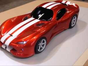 61 The 2020 Dodge Viper Car And Driver First Drive
