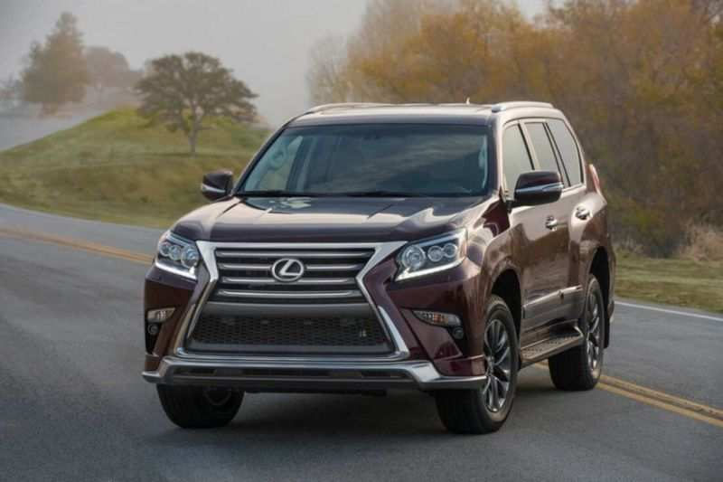 61 The 2020 Lexus Gx 460 Redesign New Model and Performance