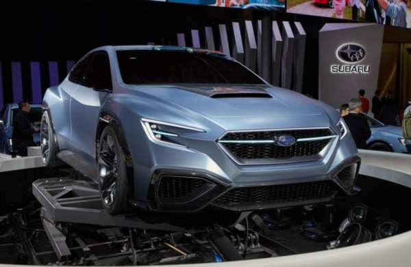 61 The 2020 Subaru Sti News Rumors