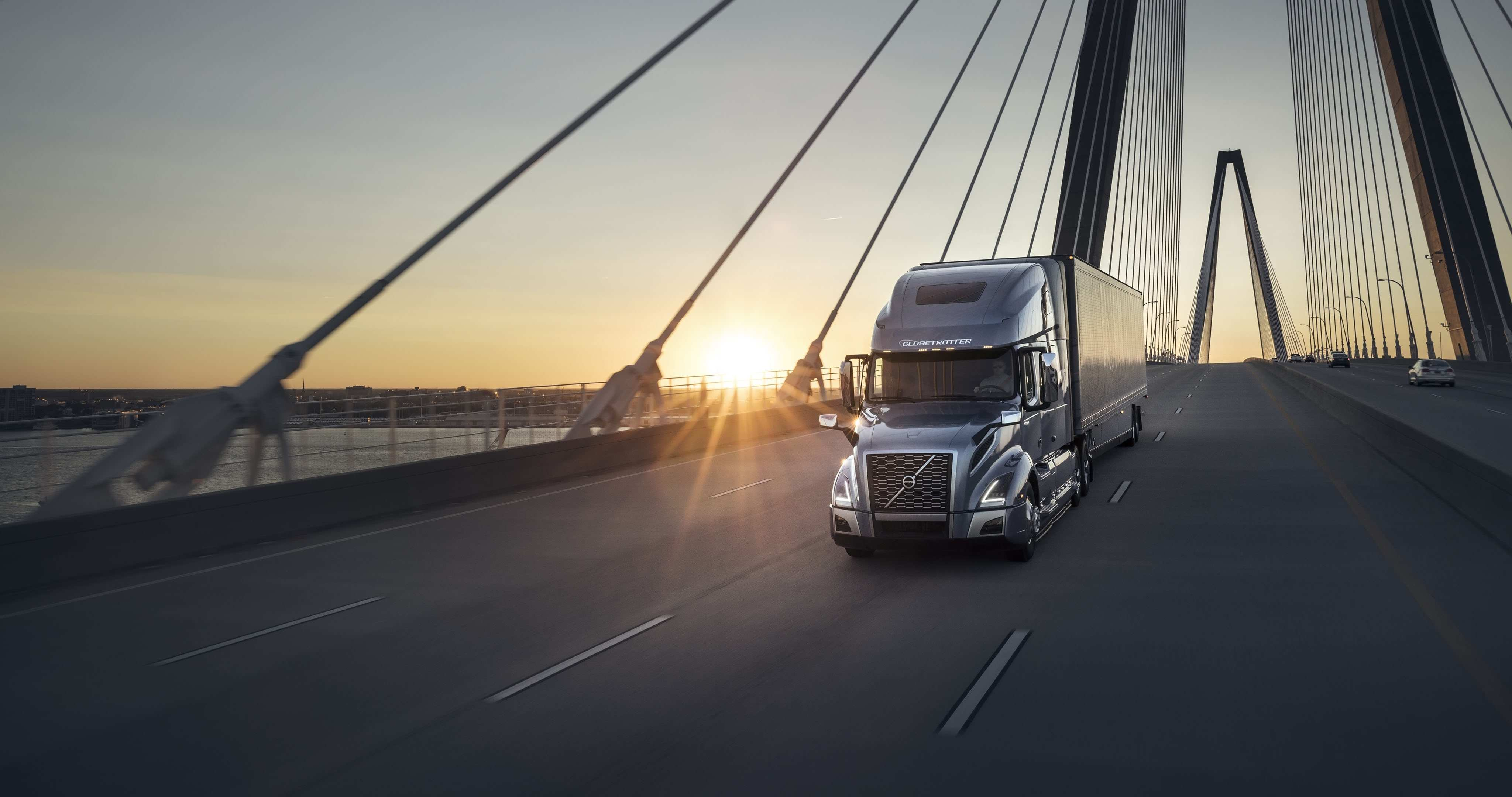 61 The 2020 Volvo Vnl 860 Globetrotter Picture