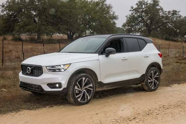 61 The 2020 Volvo Xc40 T5 First Drive