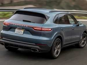 61 The Best 2018 Vs 2019 Porsche Cayenne Review
