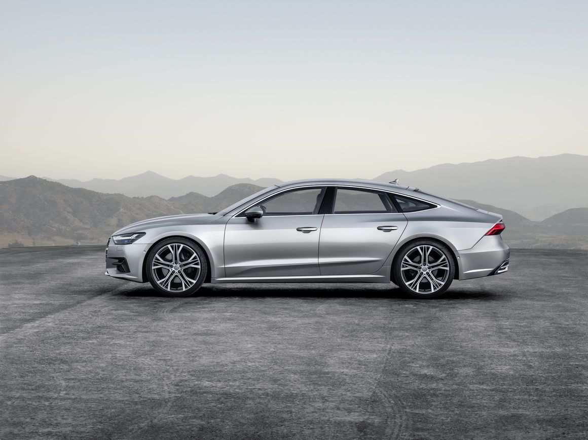 61 The Best 2019 Audi A7 Dimensions Price And Release Date