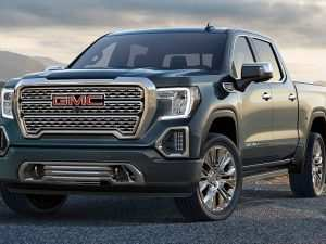 61 The Best 2019 Gmc Features Concept