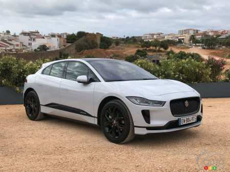 61 The Best 2019 Jaguar I Pace Review Concept And Review