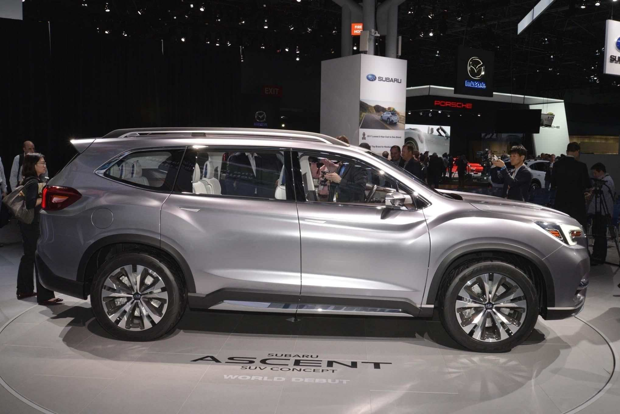 61 The Best 2019 Subaru Outback Redesign Performance And New Engine