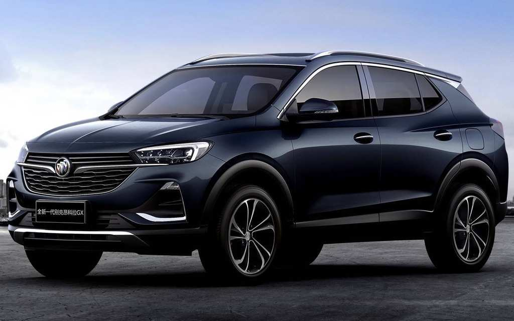 61 The Best 2020 Buick Enclave Changes Photos