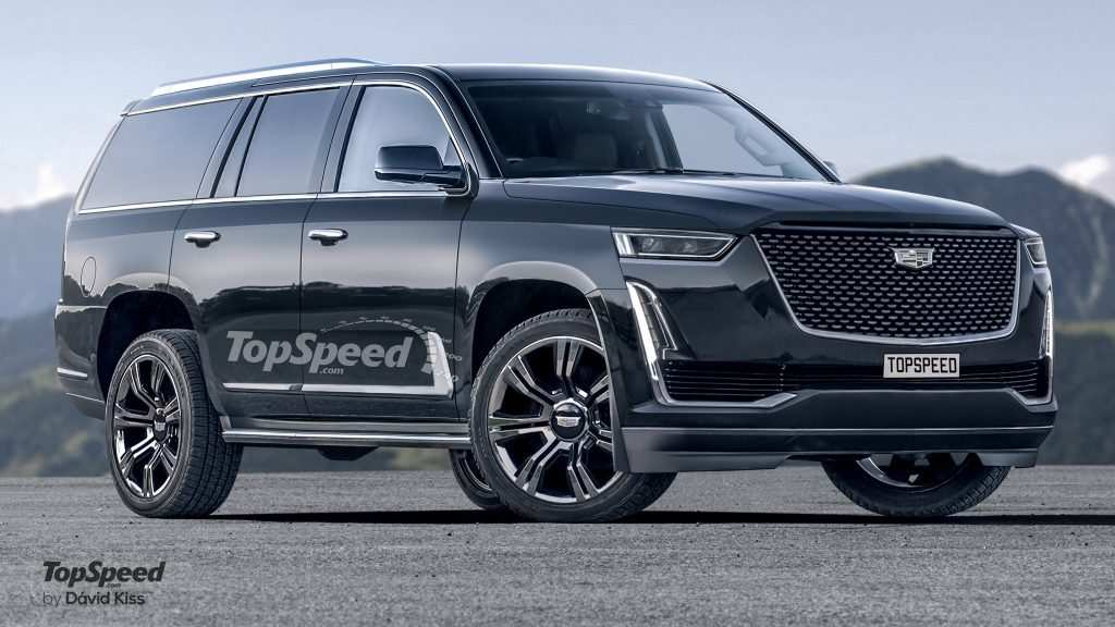 61 The Best 2020 Gmc Yukon Forum Exterior
