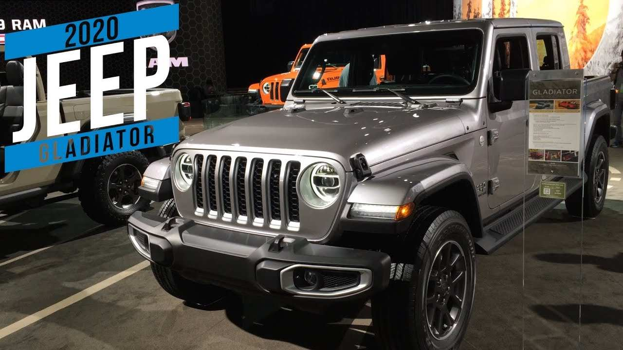 61 The Best 2020 Jeep Gladiator Youtube Ratings