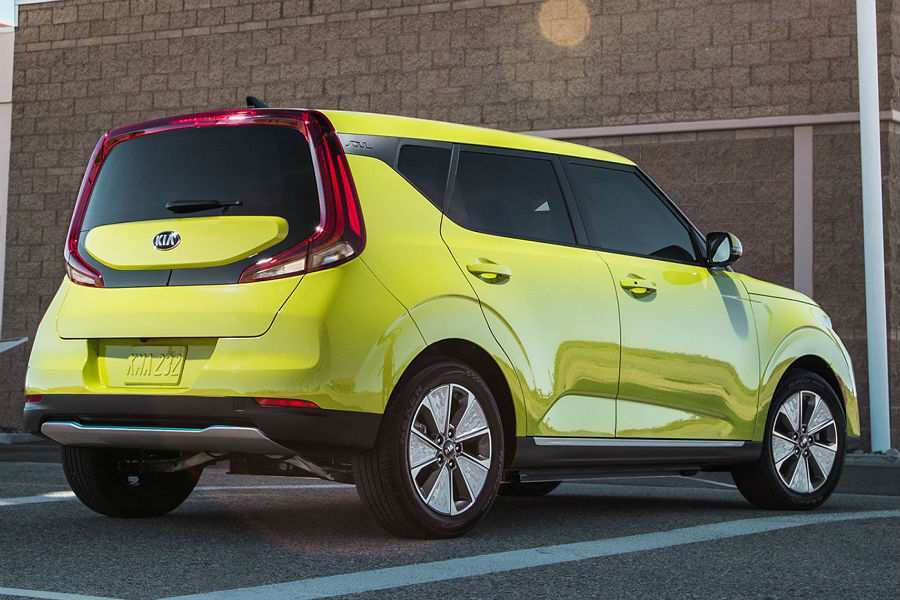 61 The Best 2020 Kia Soul Undercover Green Rumors