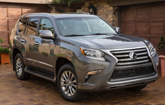 61 The Best 2020 Lexus Gx 460 New Review