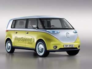 61 The Best 2020 Vw Bus Price Concept