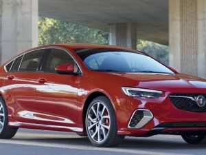 Buick Regal 2020
