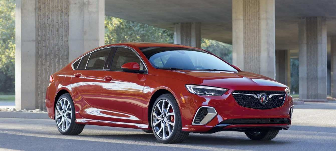 61 The Best Buick Regal 2020 Spesification