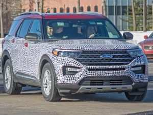 61 The Best Ford Explorer 2020 Release Date Review and Release date