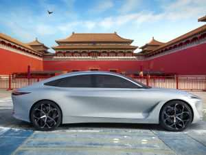 61 The Best Infiniti 2020 Concept and Review