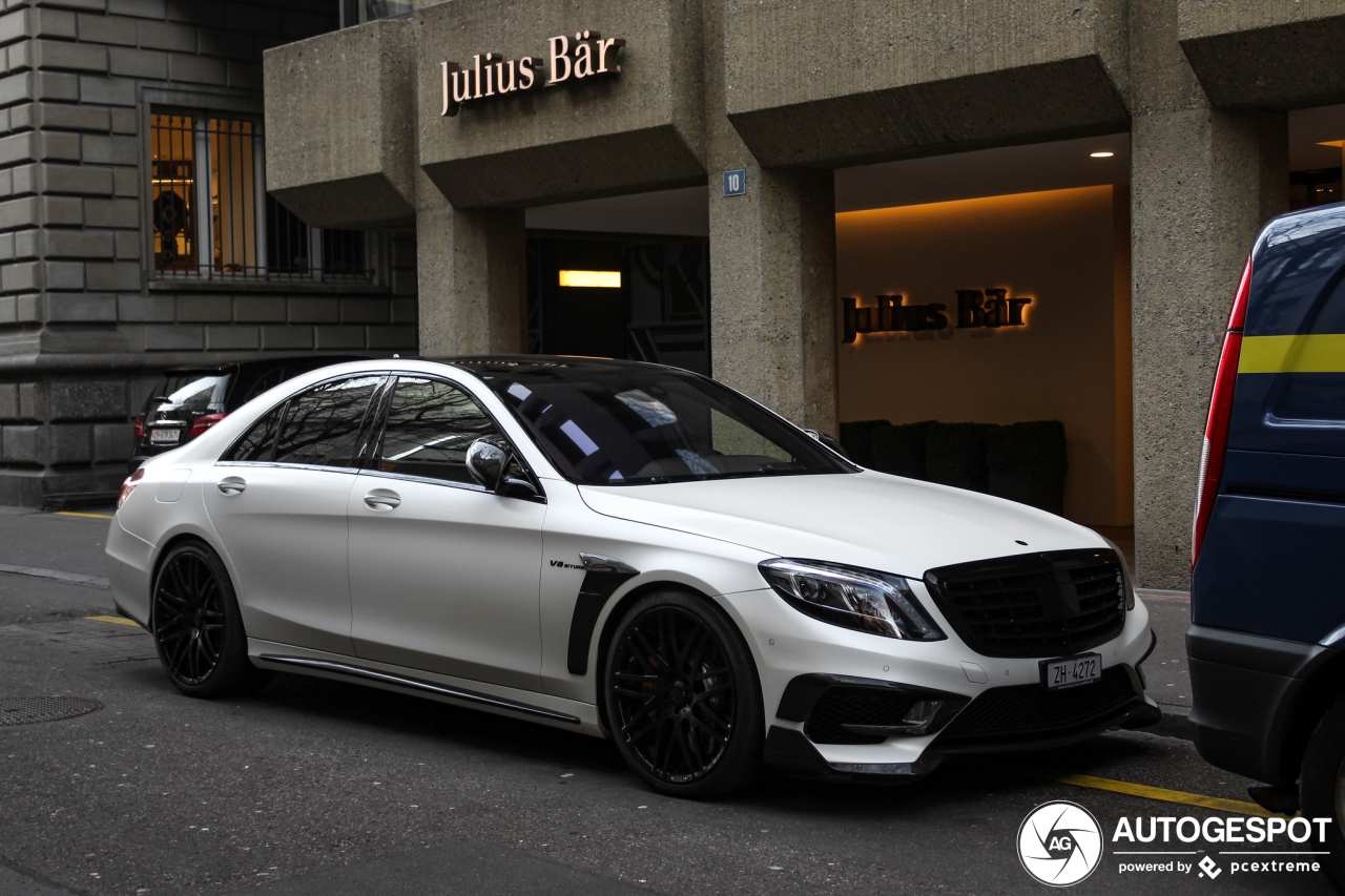 61 The Best Mercedes Brabus 2019 Engine