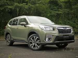 61 The Best Subaru Forester 2019 Gas Mileage Spesification