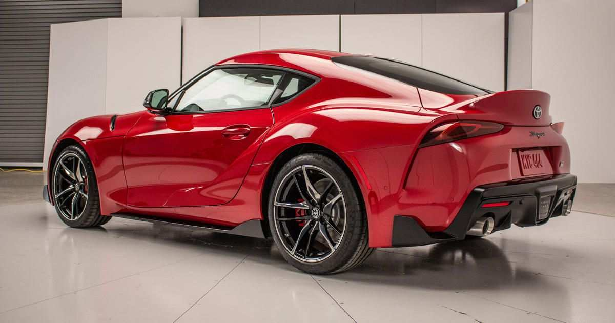 61 The Best Toyota Supra 2020 Engine Pictures