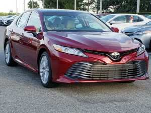 61 The Best Toyota Xle 2019 Spesification