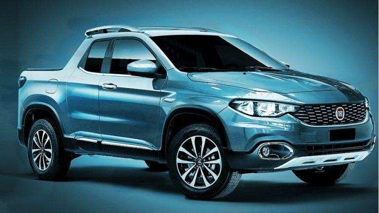 61 The Fiat Strada 2019 Images