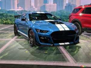 61 The Ford Debuts 2020 Shelby Gt500 Spesification
