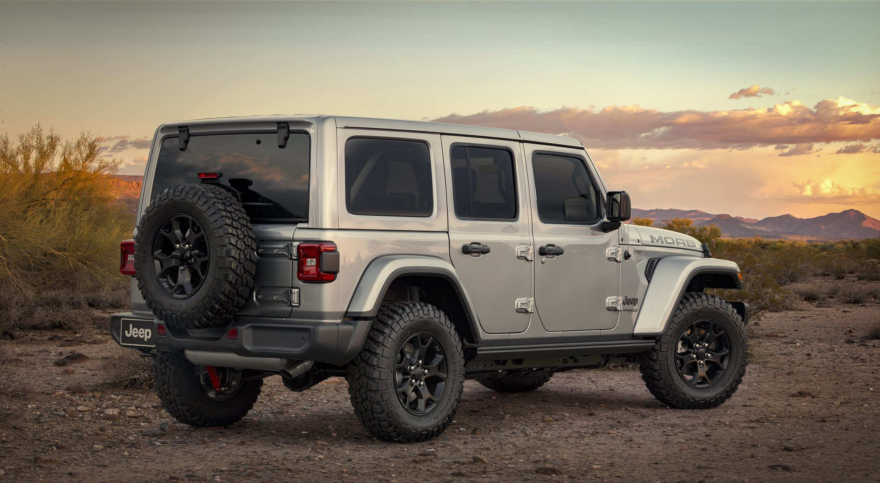 61 The Jeep Moab 2020 Pricing