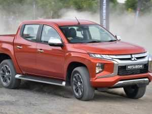 61 The L200 Mitsubishi 2020 Spy Shoot