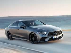 61 The Mercedes 2019 Cls Price