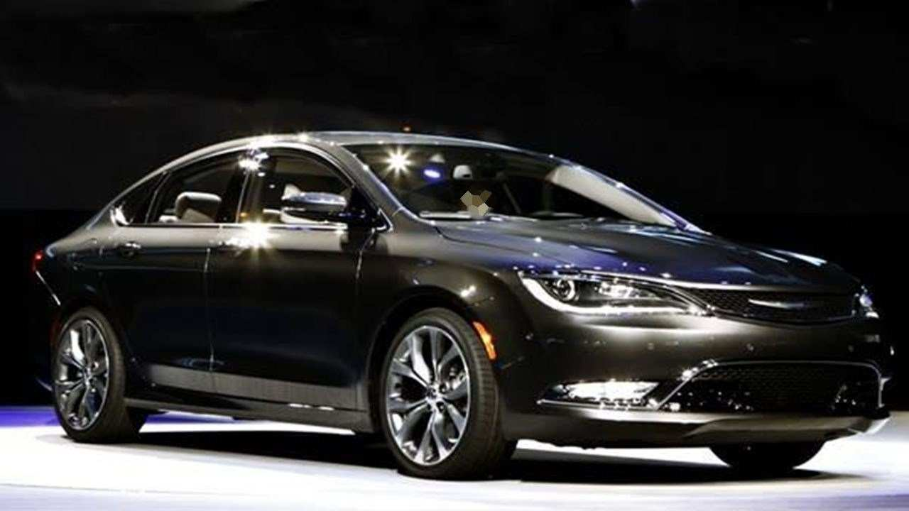 62 A 2019 Chrysler 200 Convertible Release Date and Concept