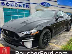 62 A 2019 Ford Mustang Gt Premium Research New