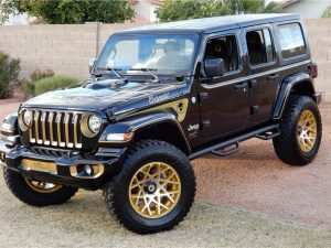 62 A 2019 Jeep Bandit Price Performance