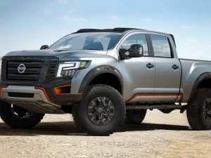 62 A 2019 Nissan Titan Nismo Concept and Review
