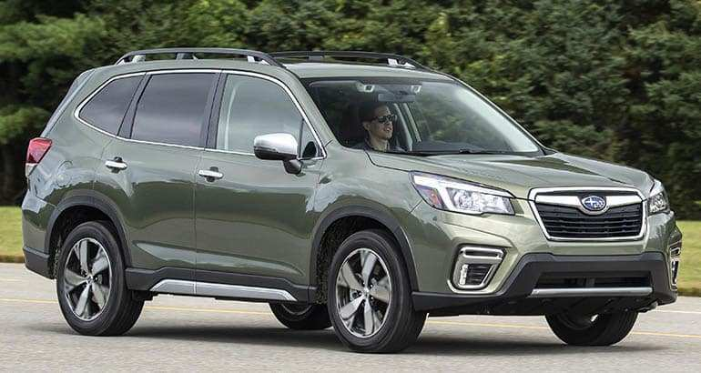 62 A 2019 Subaru Cars Review And Release Date
