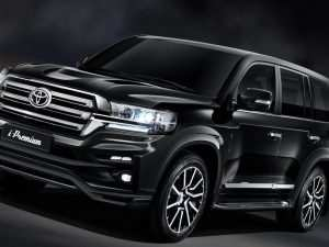 2019 Toyota Land Cruiser 300 Series