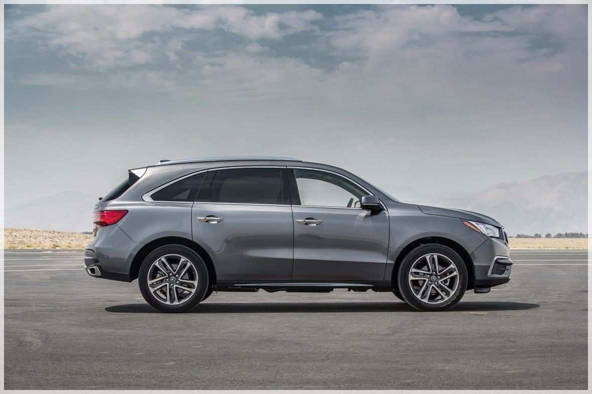 62 A 2020 Acura Mdx Update Exterior and Interior