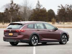 62 A 2020 Buick Regal Wagon Redesign