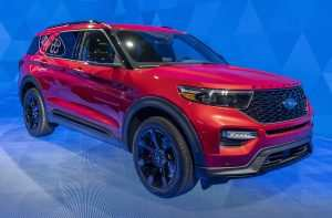 62 A 2020 Ford Explorer Xlt Price Picture