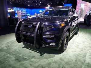 62 A 2020 Ford Police Interceptor Utility Images