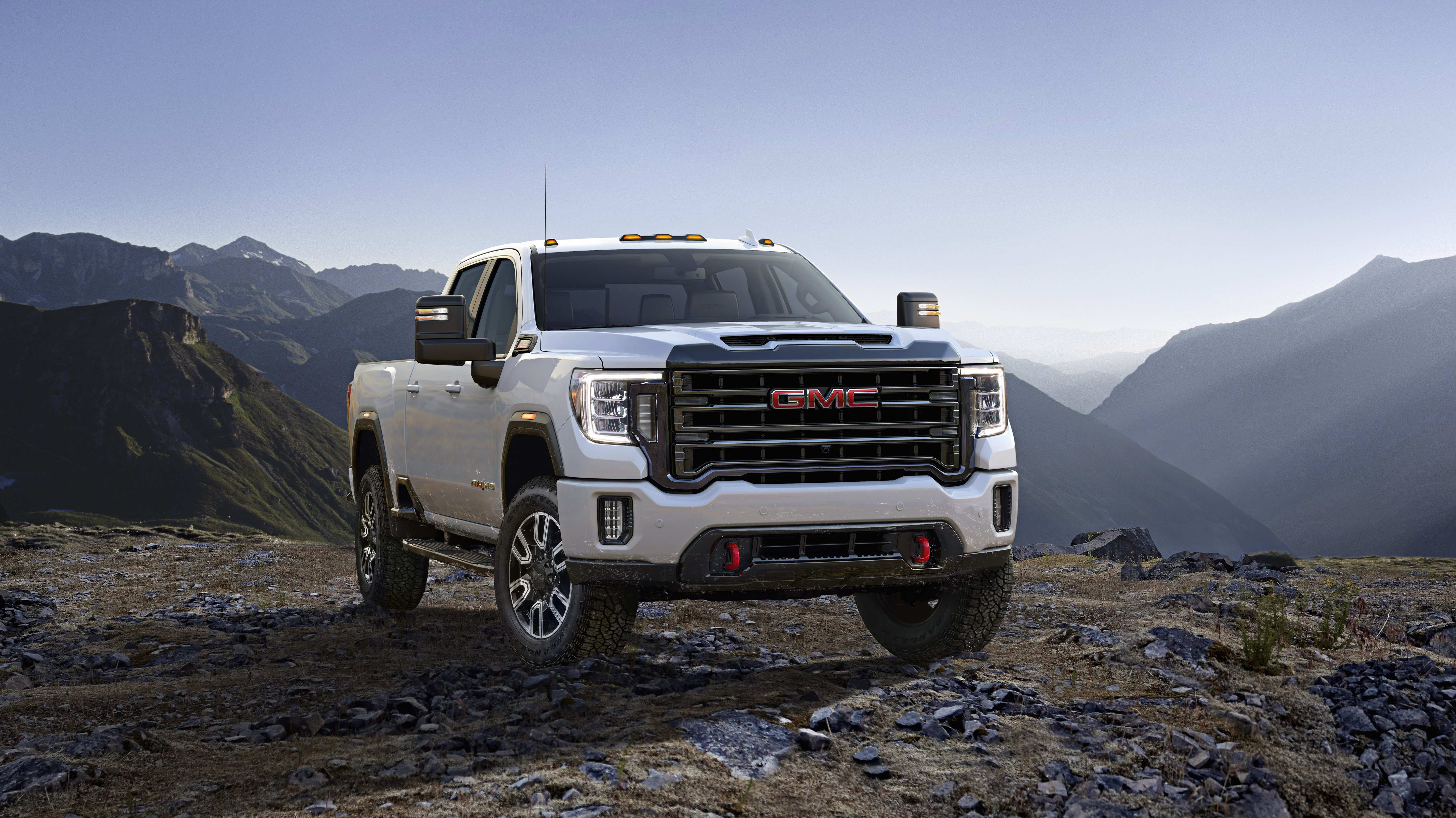62 A Gmc At4 Hd 2020 New Model And Performance