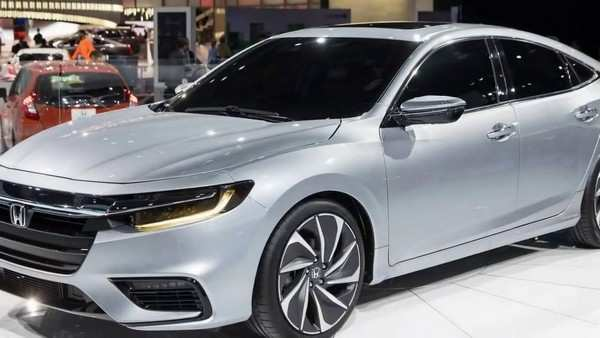 62 A Honda City 2020 Research New