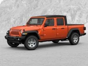 62 A Jeep Pickup 2020 Specs Spy Shoot