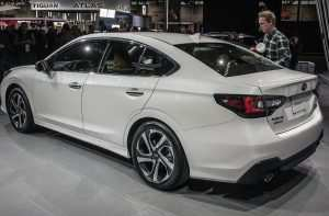 62 A Subaru Legacy 2020 Redesign Review