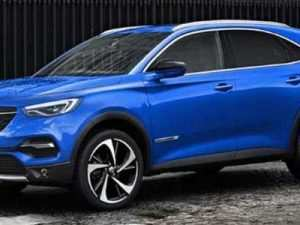 62 A Suv Opel 2020 Picture