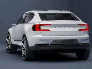Volvo Electric Cars 2020